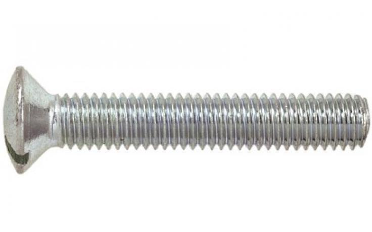 DIN 964, acél, 4.8, horganyzott