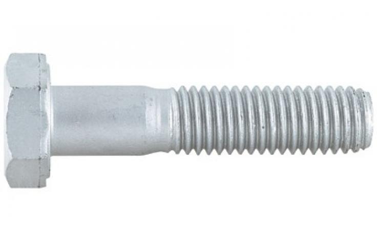 ISO 4014, 8.8, flZnnc-720h-L
