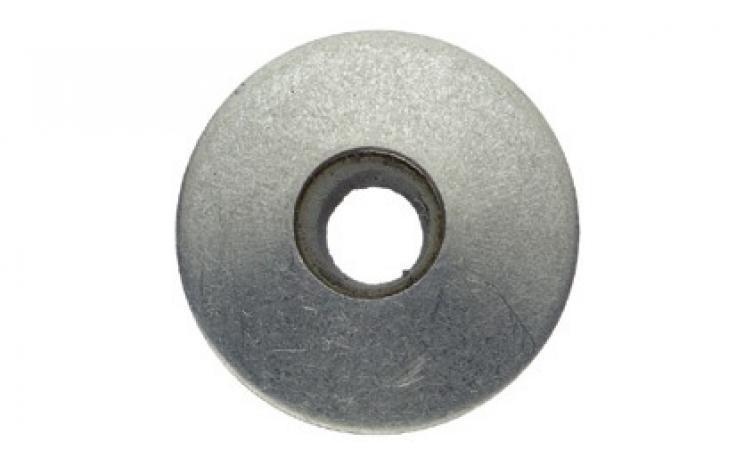 Neoprén tömítőalátét 19 mm 6,3 mm-es sebS-hez, acél, horganyzott
