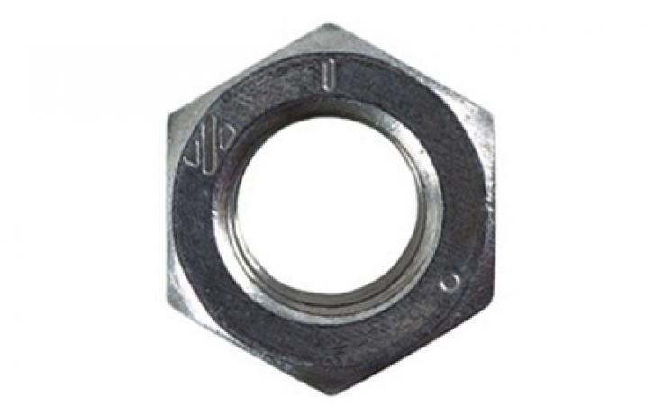 DIN 934-hez hasonló, UNF, acél, 8, feketített