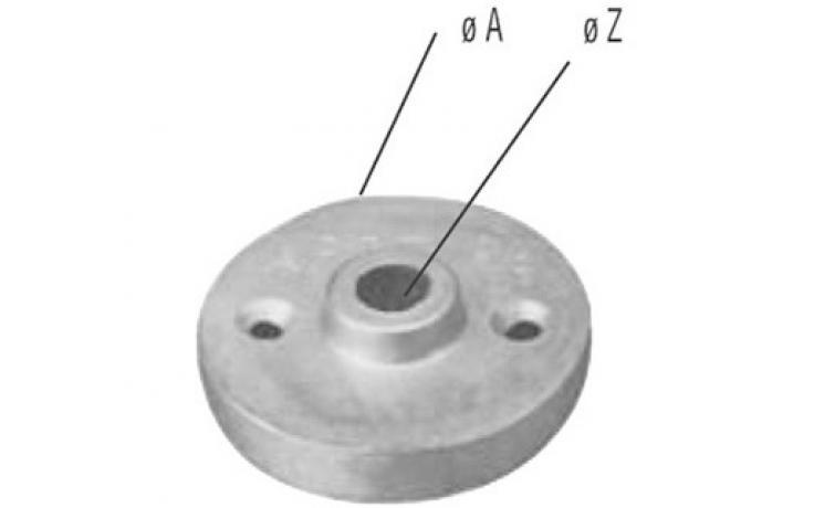 Gyűrűsék-dübel B1
