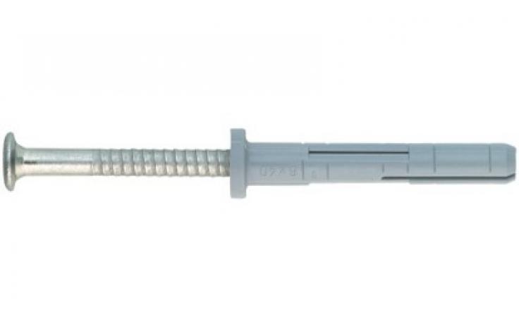 RECA EVO-Grip szögdübelek, lapos fejű, nemesacél rozsdamentes A2