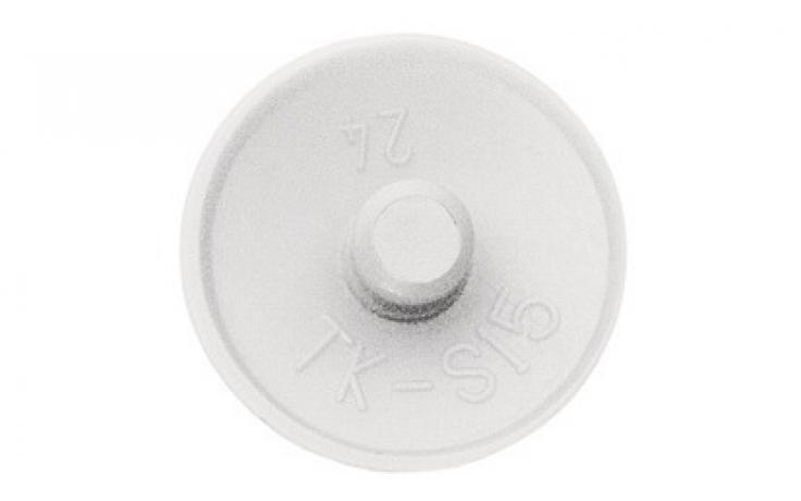 Takarósapkák 10-es fémkeret-dübelhez, lapos