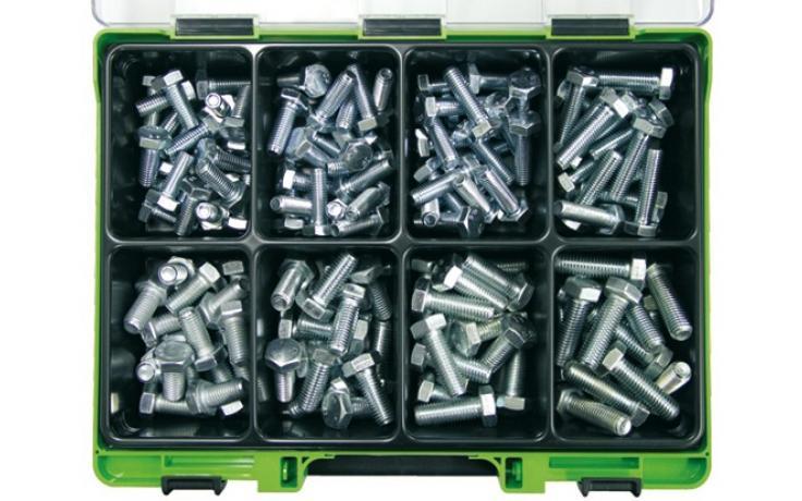 Szortimentek DIN 933-8.8 VZ M10-12