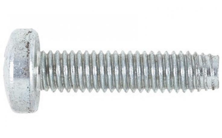 DIN 7500 CE forma, acél, horganyzott