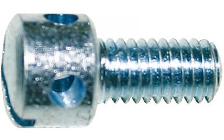 DIN 404, keresztfuratos csavarok, nemesacél rozsdamentes A2
