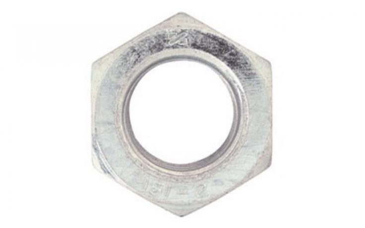 ISO 4032, acél, 5-2, horganyzott