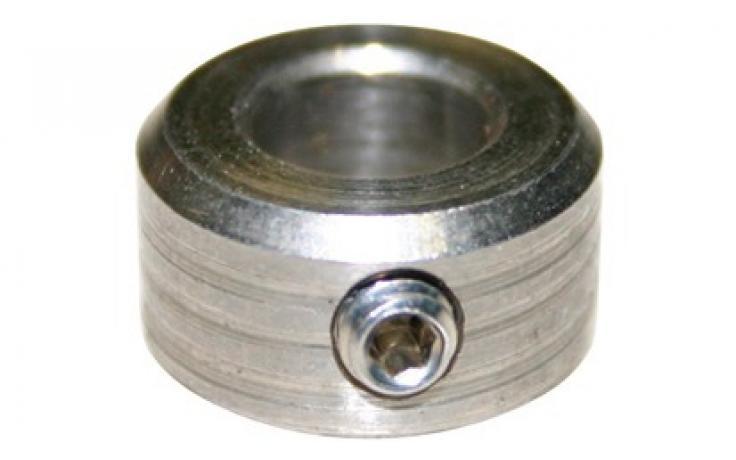 DIN 705, rögzítőgyűrűk, A forma, nemesacél rozsdamentes A2