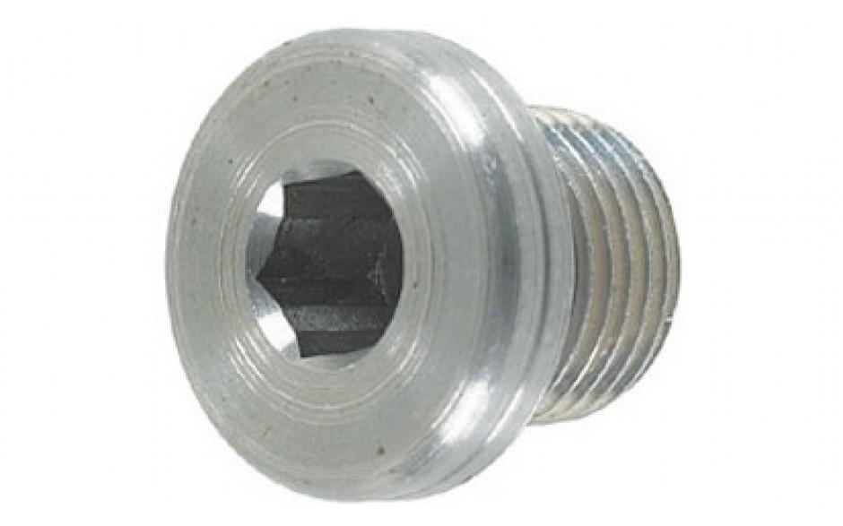 Verschlussschrauben DIN 908 rostfrei Edelstahl A2 G1/4 A