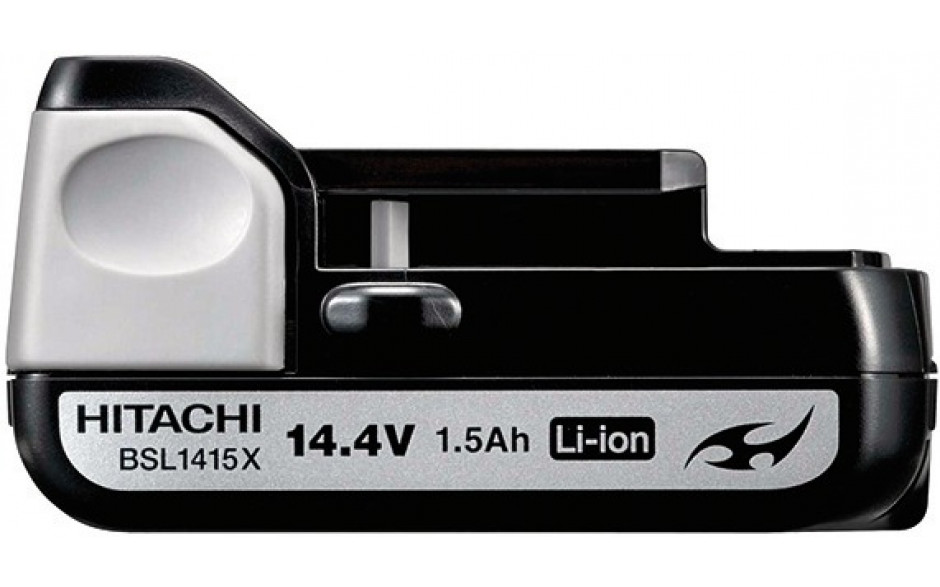 Hitachi AKKUS Li-ion/Ni-Cd/Ni-MH-Akku BSL1415X Li-ion