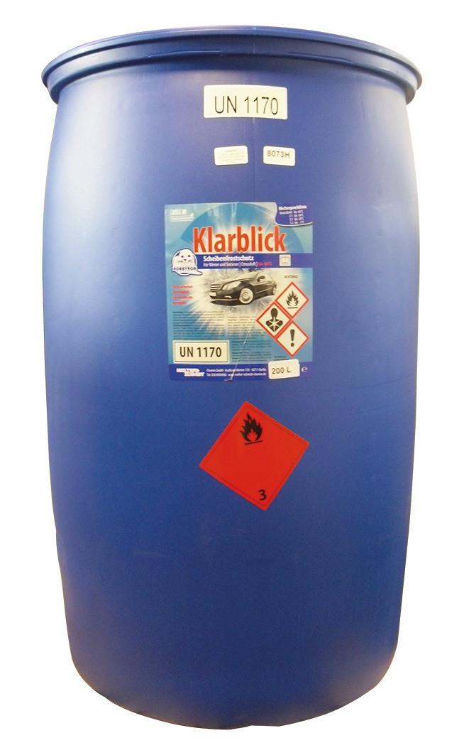Scheibenfrostschutzkonzentrat -60 °C 200 l