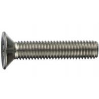 Senkschraube mit Innensechskant ISO 10642 - A4-070 - M4 X 6